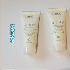 🆕️ Hand & Foot Relief sample set